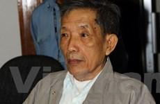 Trùm cai ngục Khmer Đỏ bị kết án 35 năm tù giam