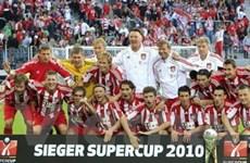 Bayern Munich khởi đầu thuận lợi với Siêu Cúp Đức