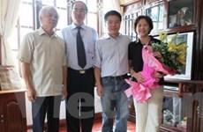 Mời giáo sư Ngô Bảo Châu công tác trong nước