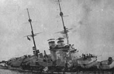Phát hiện tàu chiến chìm trong Thế chiến thứ nhất