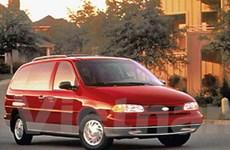 Ford thu hồi 575.000 xe tải Windstar ở Mỹ, Canada