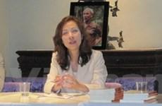 Xuất bản sách về Hồ Chủ tịch của tác giả Việt kiều