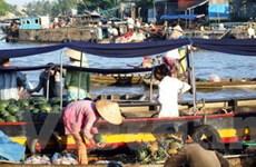 Tổng kết hợp tác kinh tế Đồng bằng sông Cửu Long