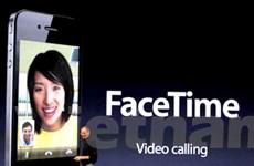 iPhone 4 ở UAE không tích hợp tính năng FaceTime