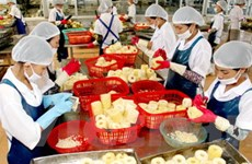 Xuất khẩu nông lâm thủy sản đạt tới 1,75 tỷ USD