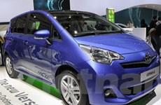 Toyota ra mắt mẫu xe mini Verso S MPV 2011 mới