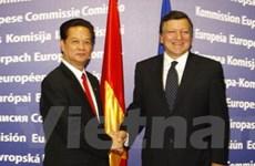 Xây dựng quan hệ đối tác toàn diện Việt Nam-EU