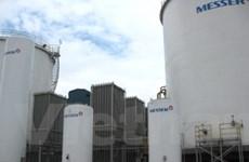 Hoạt động nhà máy khí công nghiệp lớn nhất VN