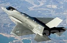 Mỹ ký hợp đồng cung cấp máy bay F-35 cho Israel
