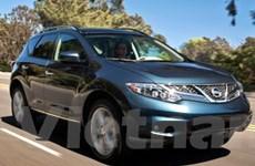 Hãng Nissan công bố giá chiếc SUV Murano đời 2011