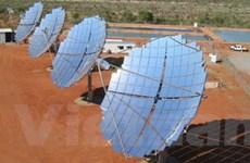 Khai mạc triển lãm điện Mặt Trời quốc tế năm 2010