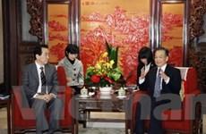 Nhật-Trung bàn kế hoạch tổ chức cuộc gặp cấp cao