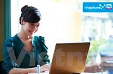 Đặt mua USB 3G VinaPhone qua mạng hoặc hotline