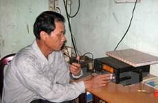 Quảng Ngãi trang bị 36 máy ICOM các xã ven biển