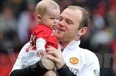 Wayne Rooney chi mạnh cho tiệc sinh nhật quý tử