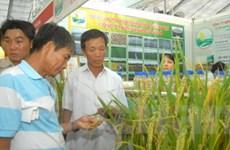 Khai mạc hội chợ nông nghiệp AgroViet ở Biên Hòa