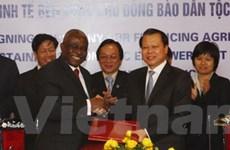 Tài trợ 20 triệu USD vùng đồng bào dân tộc Đắk Nông