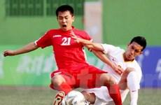 Thua U23 Triều Tiên, U23 VN dừng ở ASIAD 16