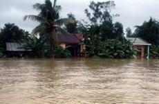 Lũ lụt tại miền Trung làm 27 người chết, mất tích