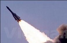 Iran xác nhận thử thành công tên lửa S-200 tự chế