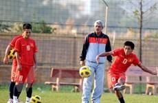Tuyển Việt Nam muốn tiếp mạch thắng tại AFF Cup