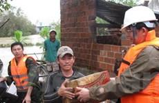 11 tỉnh nhận 335 tỷ đồng khắc phục hậu quả lũ lụt