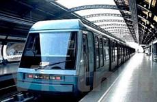 150 triệu euro xây tuyến metro số 2 tại TP.HCM