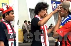 """Sốt"" giá vé bán kết AFF Suzuki Cup ở Indonesia"