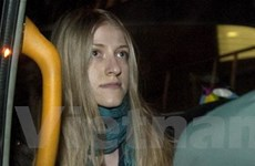 """Nga chỉ trích Anh về vụ bắt giữ """"gián điệp tình nghi"""""""