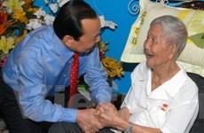 Tổ chức tang lễ giáo sư Trần Văn Giàu cấp nhà nước