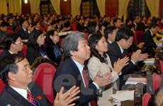 Ông Minh Quang được bầu làm Bí thư Khối CQTƯ