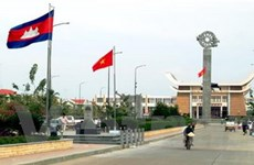 Mở thêm 3 cặp cửa khẩu quốc tế VN-Campuchia