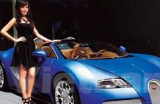 Trung Quốc: Doanh số xe hạng sang bùng nổ năm 2010