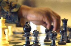 Khởi tranh giải cờ vua quốc tế HD Bank năm 2011