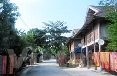 Sức hấp dẫn của bản văn hóa-du lịch Pom Coọng