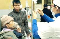 Số bệnh nhân nhập viện mắc bệnh do rét tăng 15%