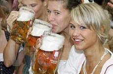 Mười loại bia được người Đức ưa uống nhiều nhất
