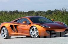 Siêu xe McLaren MP4-12C có giá bán 229.000 USD
