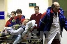 Chủ tịch nước thăm hỏi vụ đánh bom sân bay ở Nga