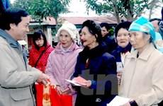 Cái Tết ấm lòng người dân nơi vùng lũ Nghệ An