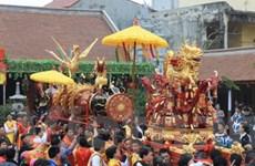 Tỉnh Bắc Ninh bảo tồn giá trị lễ hội truyền thống