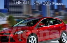 Ford bắt đầu bán Ford Focus mới tại thị trường Anh