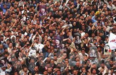 Biểu tình đòi cải thiện đời sống ở miền Nam Iraq