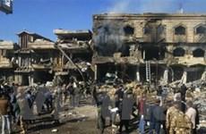 Tấn công bạo lực tăng mạnh tại Iraq đầu năm 2011