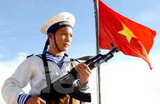 Phản đối Trung Quốc diễn tập quân sự ở Trường Sa