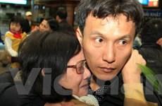 Ngày 5/3 có gần 1.300 lao động Việt Nam về nước