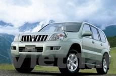 Toyota lắp ráp xe SUV với Sollers ở Vladivostok