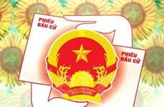 Nghị quyết số đơn vị bầu cử, đại biểu QH được bầu