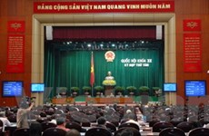 Tổng kết nhiệm kỳ ở kỳ họp cuối Quốc hội khóa XII