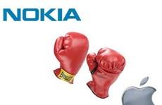 """Hãng Nokia quyết """"ăn thua"""" trả đũa đối thủ Apple"""